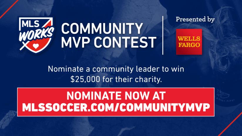 2018 Community MVP