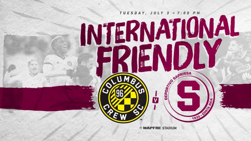 international friendly saprissa