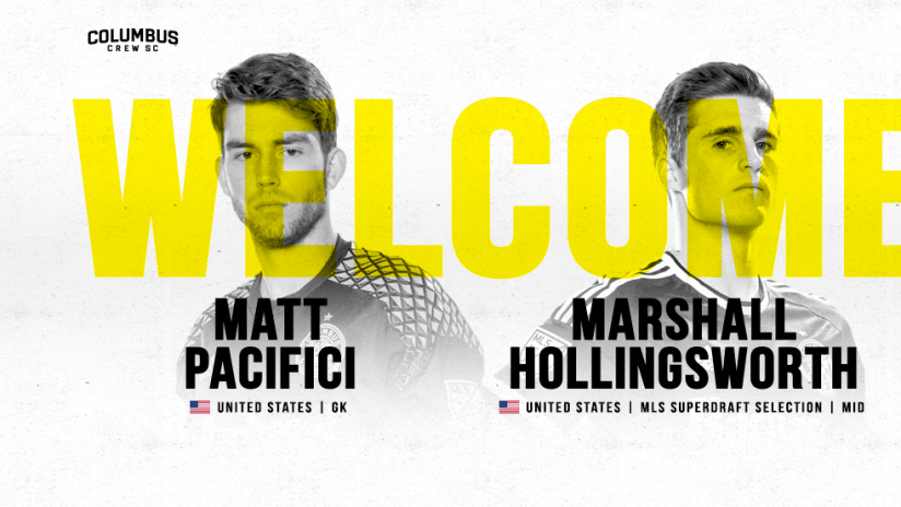 Welcome Pacifici Hollingsworth