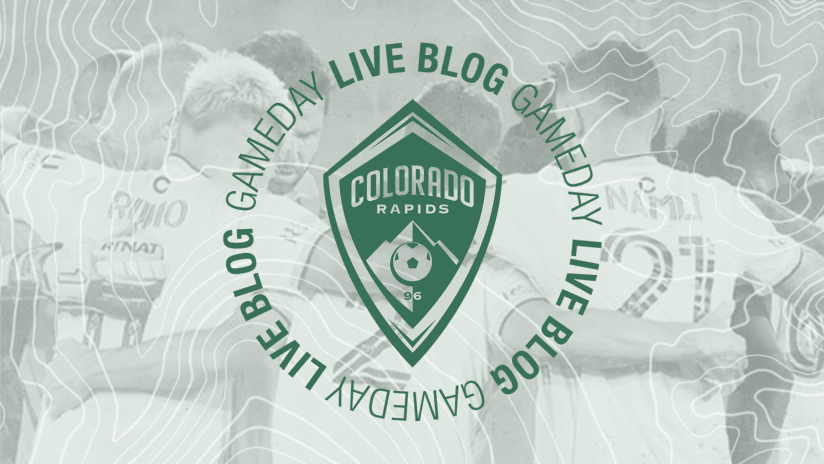 Play by Play: Details from the Rapids Draw vs Dallas