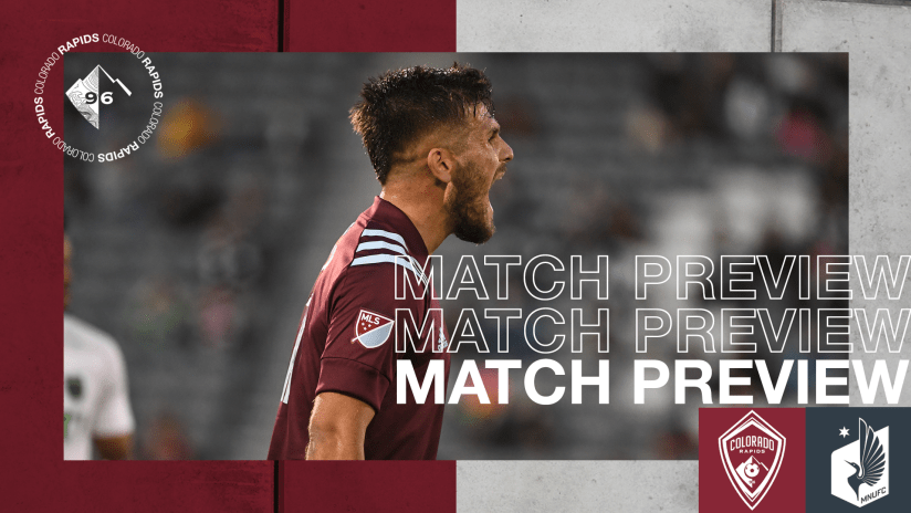 Rapids Look to Build First Winning Streak of 2021 Against Visiting Loons
