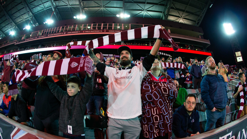 DICK'S Sporting Goods Park to Host 7,897 Fans for Rapids Games Starting April 24