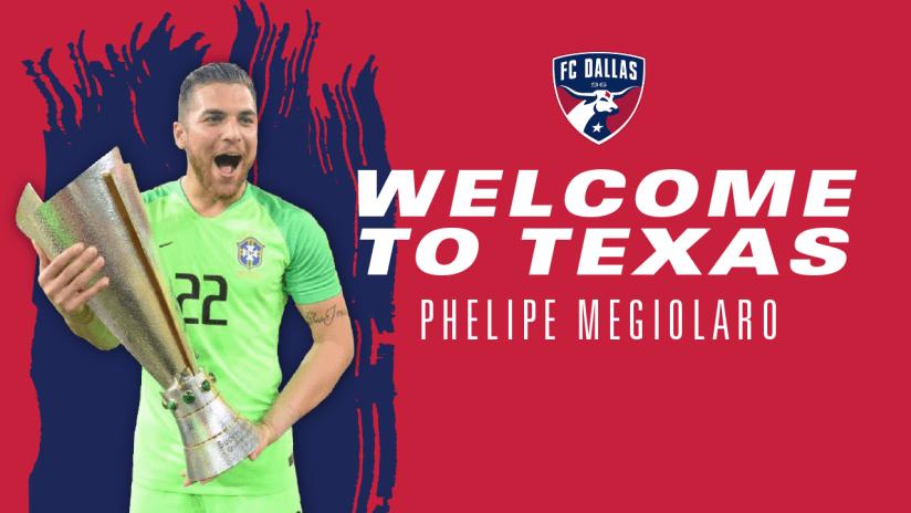 Phelipe Megiolaro Signing Announcement DL3 - August 18 2020