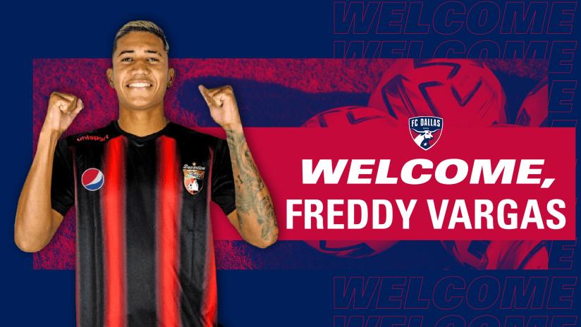 Freddy Vargas Announcement - DL3