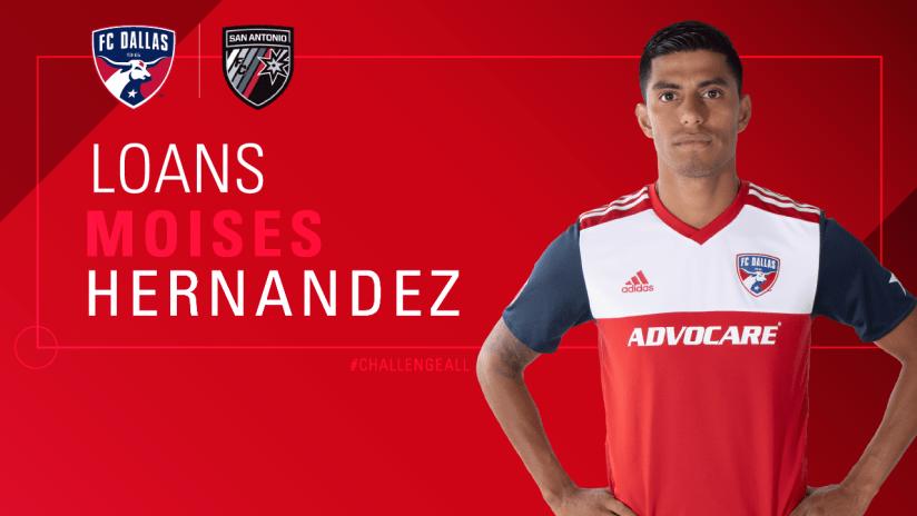 Moises Hernandez Loan San Antonio