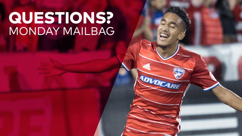 Mailbag Questions Jesus Ferreira RSL