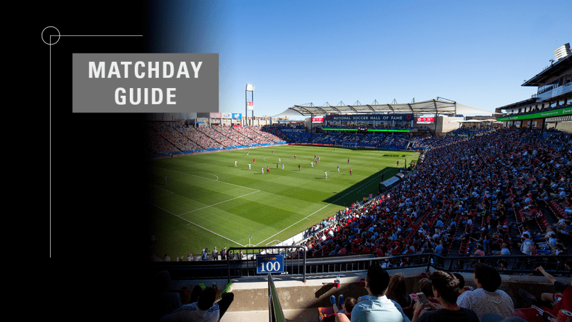 Matchday guide FCDvLAFC DL