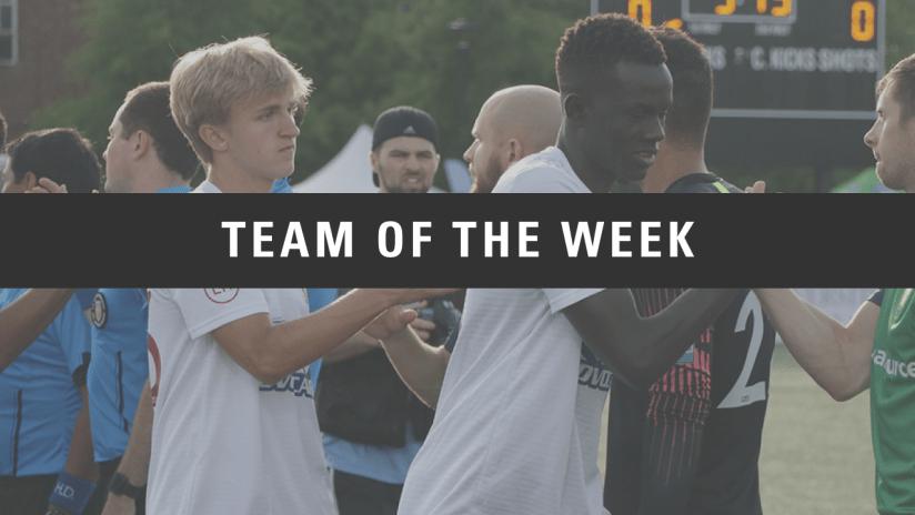 5.4 Team of the Week