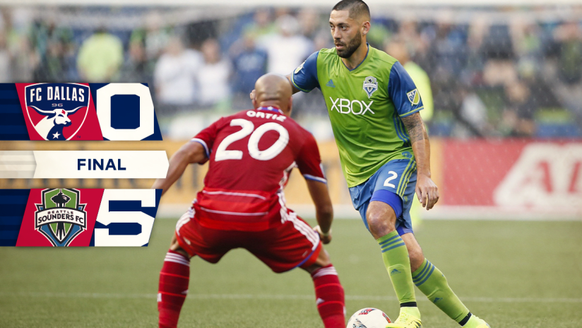 7/13 Seattle Matchday DL