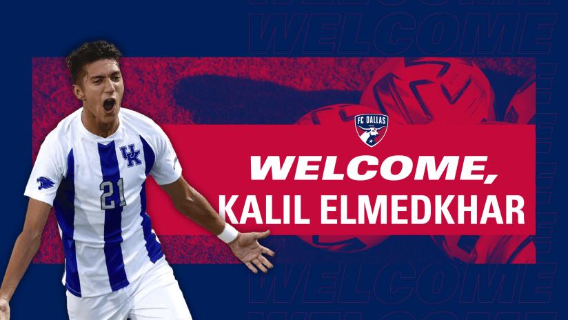 Kalil ElMedkhar Announcement - DL3
