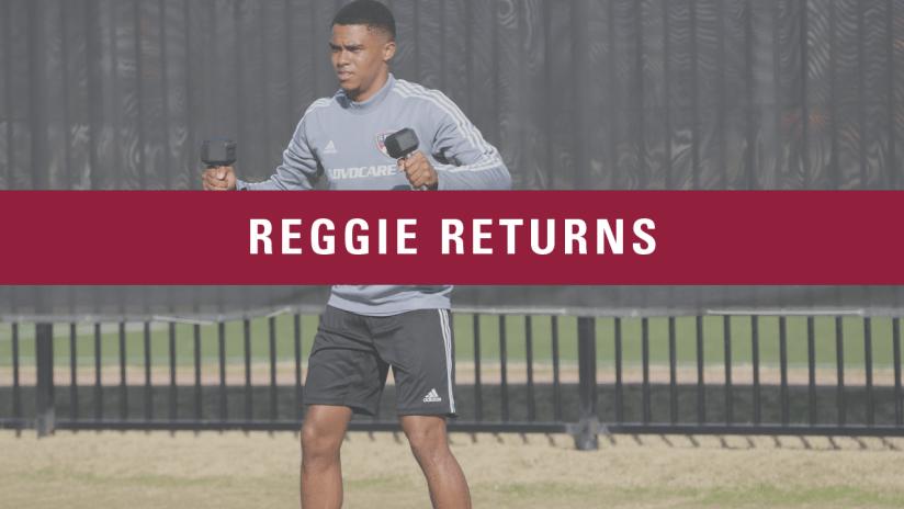Reggie Returns
