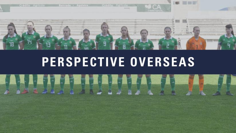 O'Casey Soccer Perspective