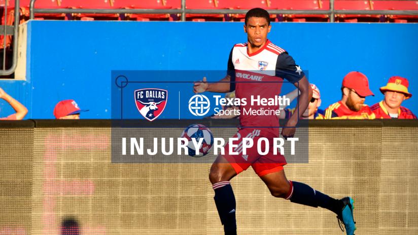 8.10 Injury Report