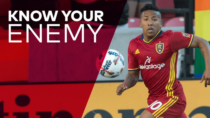 Know Your enemy 6/3 RSL