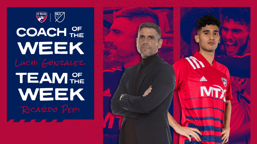Coach and Team Of Week