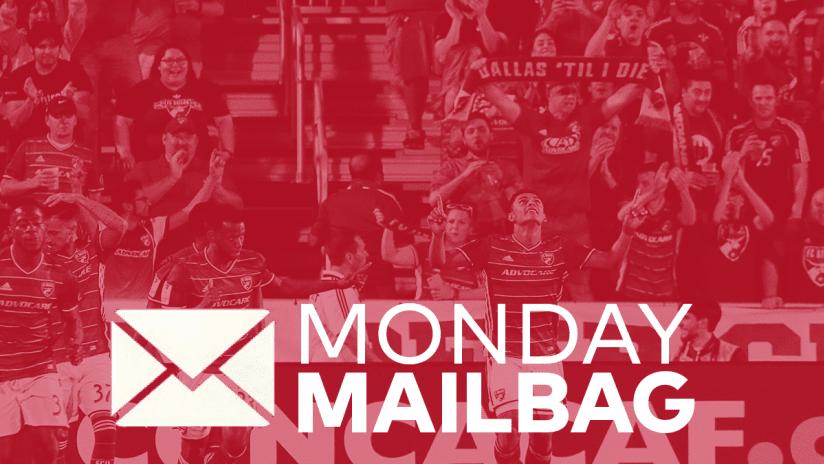 CCL Monday Mailbag DL