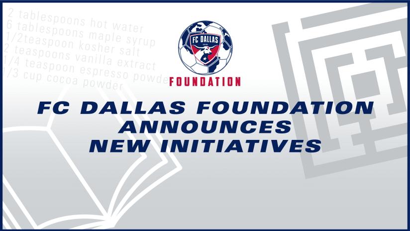 FCD Foundation Press Release
