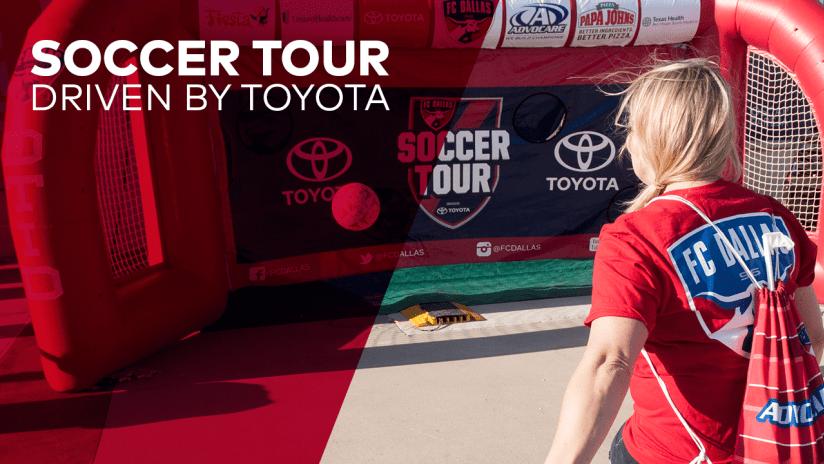 Soccer Tour 2017