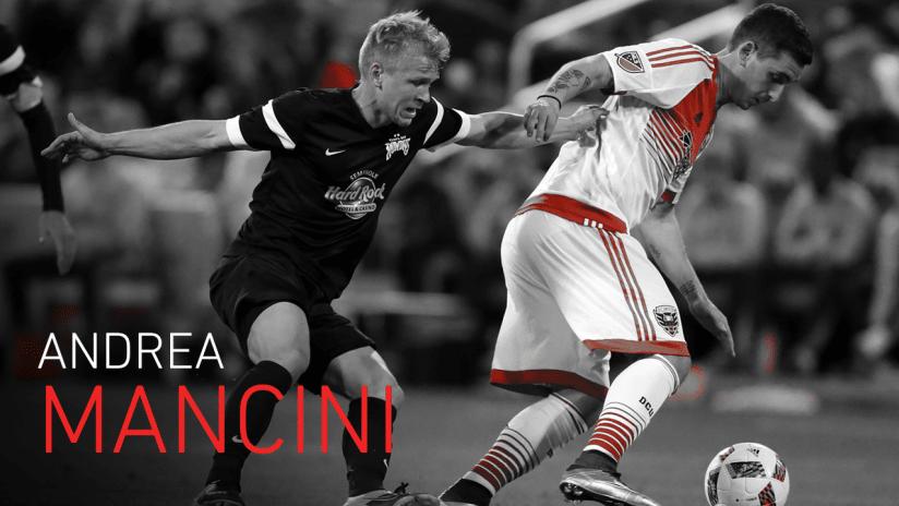 IMAGE: Welcome Mancini