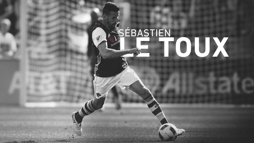 IMAGE: Welcome Le Toux
