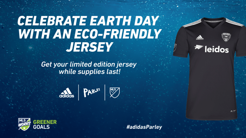 IMAGE: Parley jersey