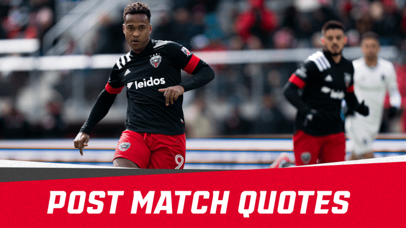 IMAGE | DCvCOL Post-Match Quotes
