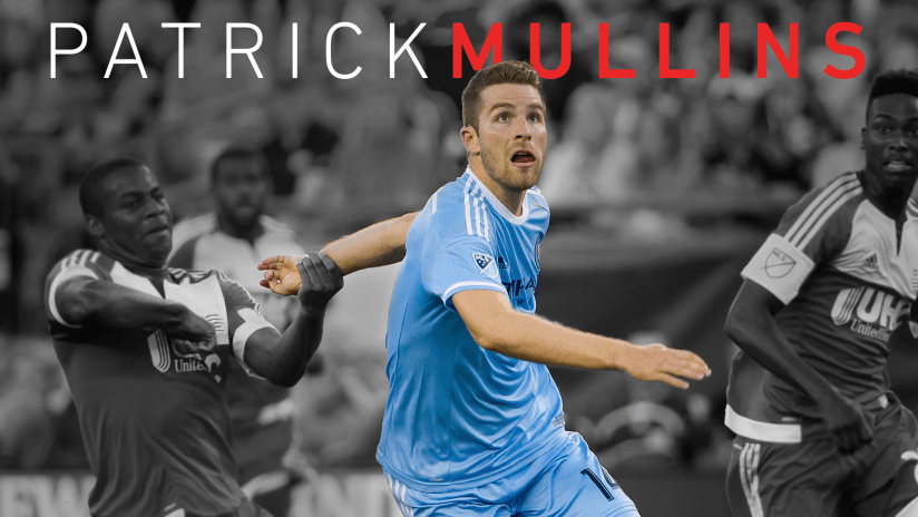 IMAGE: Welcome Mullins