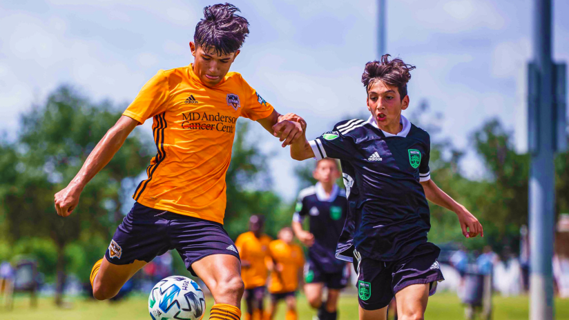 Dynamo Academy vs Austin