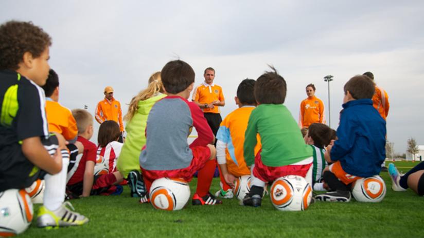 Dynamo Academy Youth Programs Camps