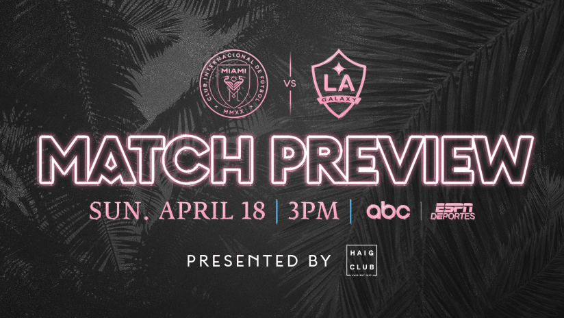 Match Preview Graphic 4.18.21