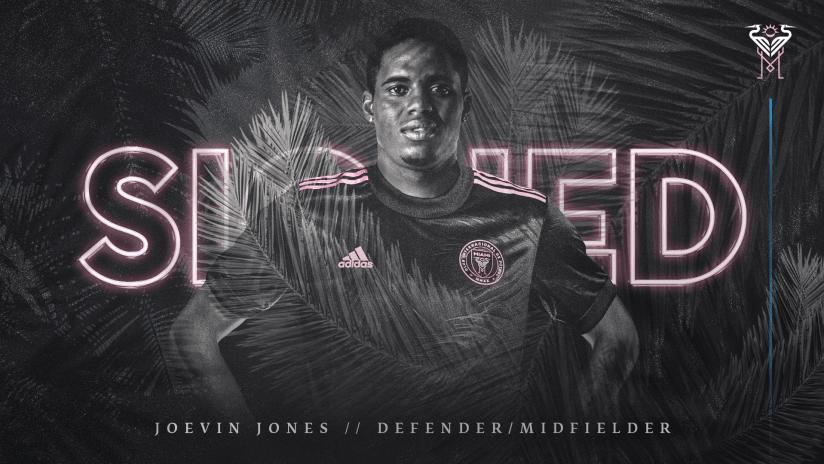 Joevin Jones Signed Graphic