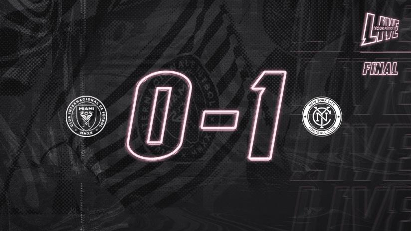 Score Graphic - 7/20/20 NYCFC
