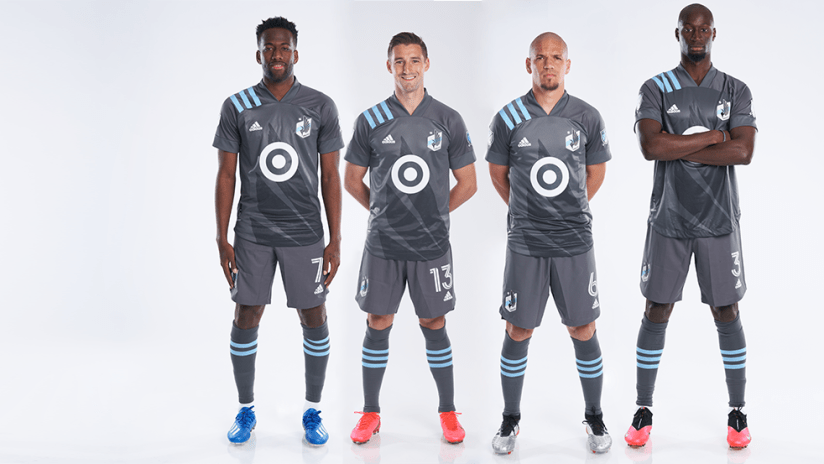 Kevin Molino Ethan Finlay Ozzie Alonso Ike Opara
