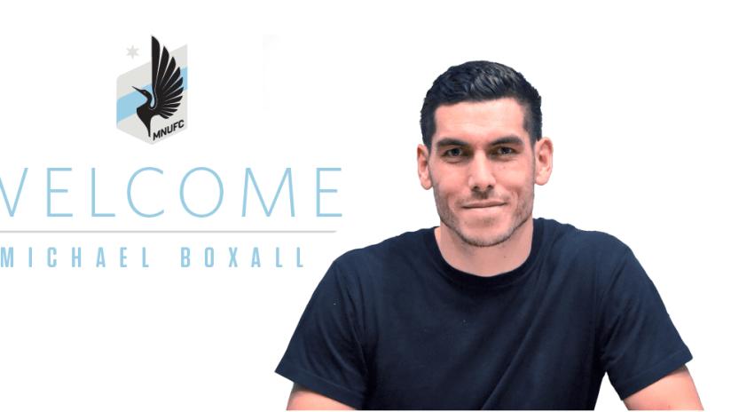 Michael Boxall