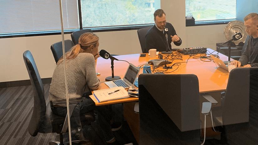 broadcast podcast playoffs