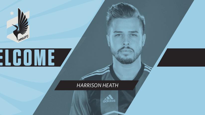 Harrison Heath