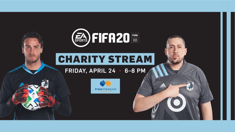 Charity Stream FIFA
