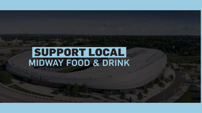 Support Local: Midway Foods