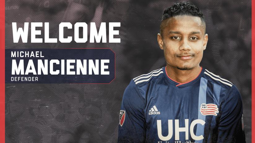 DL - Mancienne Signing