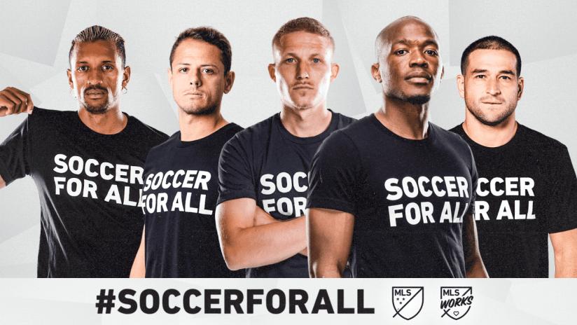 Soccer For All 2021