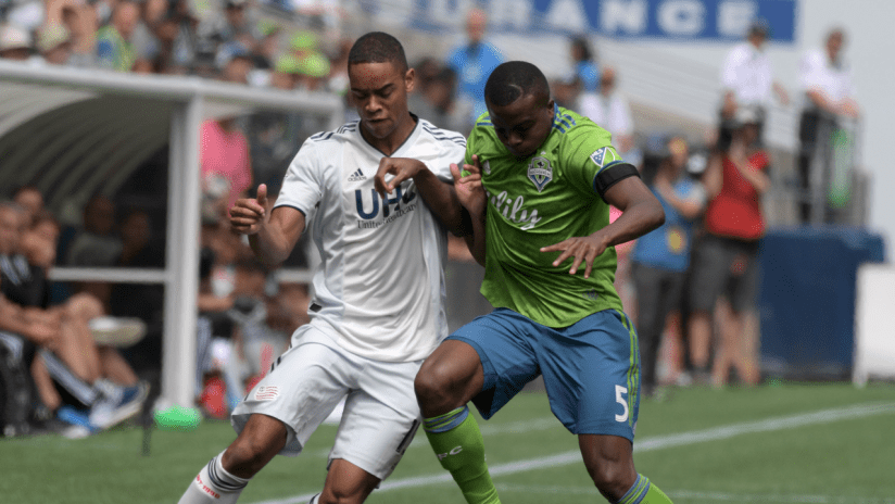 Brandon Bye vs. Seattle Sounders FC (2019 Colonial)