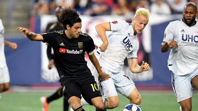 Antonio Delamea vs. LAFC (2019, Colonial)