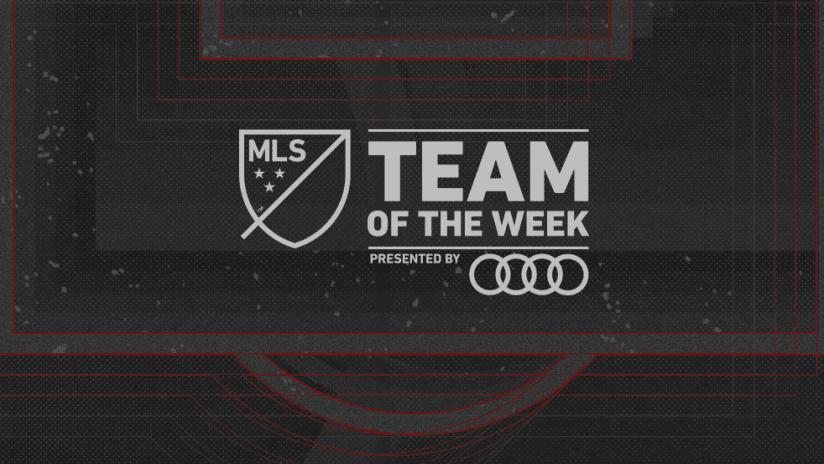 MLS Team of the Week 2020