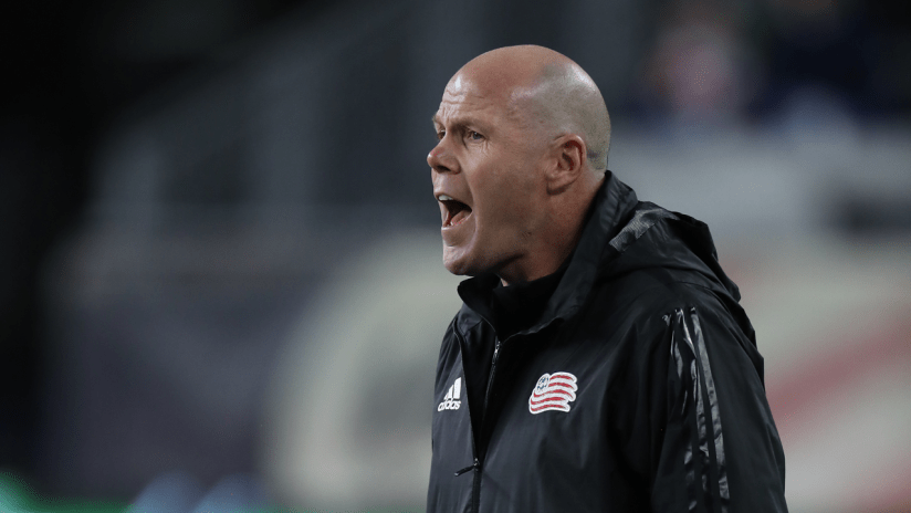 Brad Friedel 2018 sideline