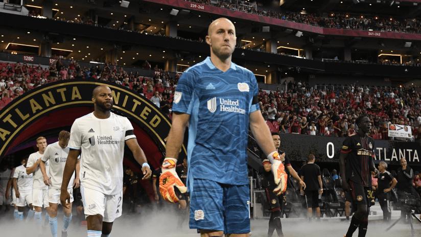 Brad Knighton vs. Atlanta United (2021)