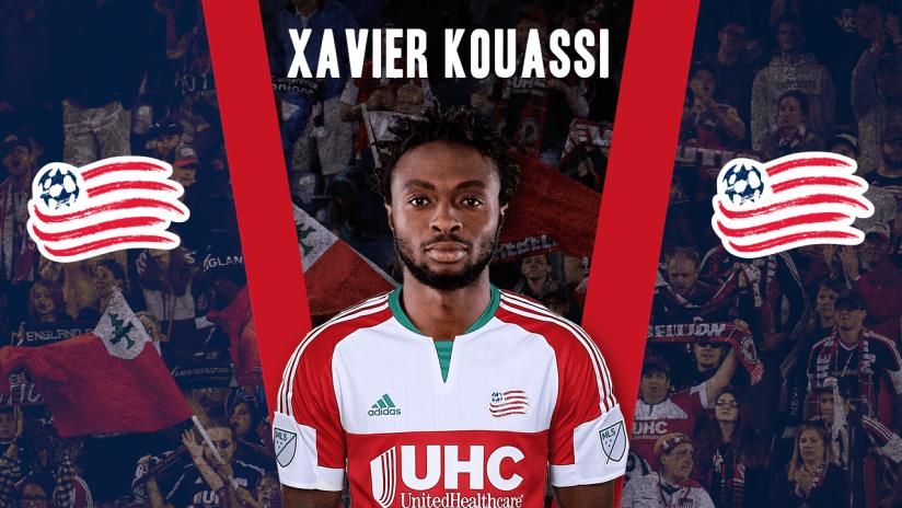 Xavier Kouassi DL