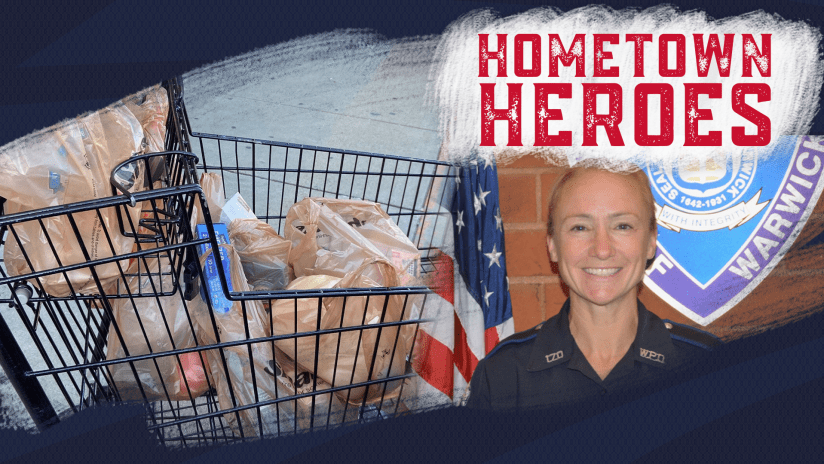 Hometown Heroes   Officer Jill Marshall
