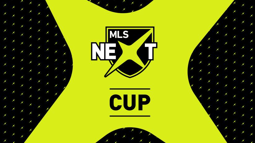 MLS NEXT Cup Playoffs