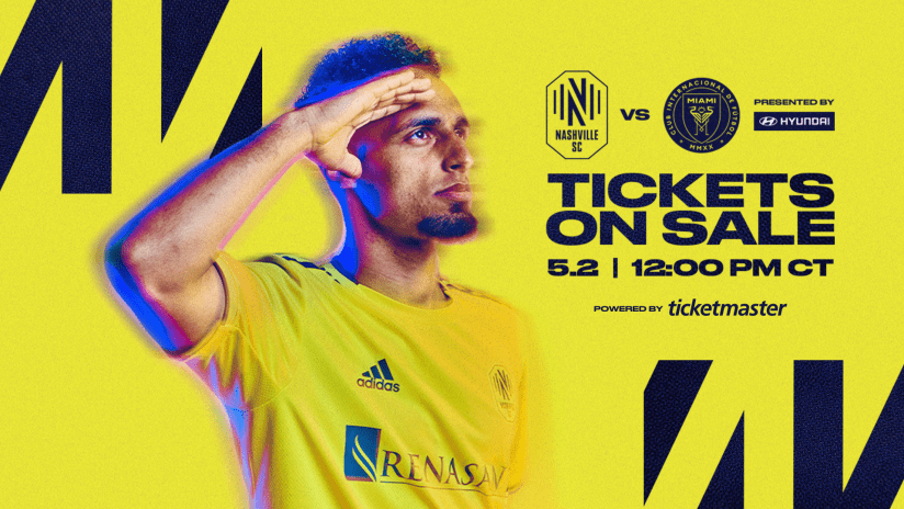 Why Nashville SC vs. Inter Miami CF is a Can't-Miss Match