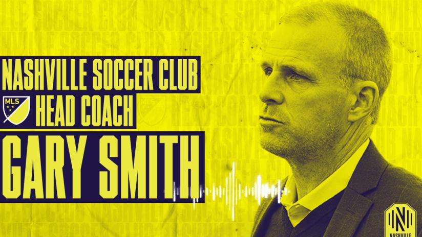 Gary Smith named MLS HC